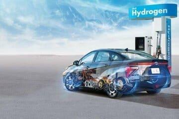 รถยนต์พลังงานน้ำ