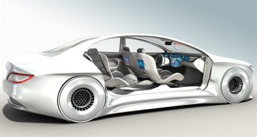 รถยนต์ในอนาคต