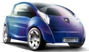 รถยนต์พลังงานลม