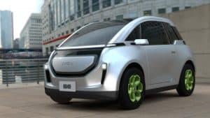 รถยนต์ไฟฟ้ามินิ