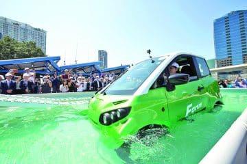 รถยนต์ไฟฟ้าน่าใช้